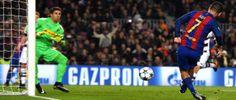 دوري أبطال أوروبا : برشلونة ينهي دور المجموعات بفوز سهل على بروسيا مونشنغلادباخ