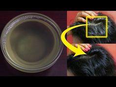 How To Convert Grey Hair To Black Naturally Using 1 Kitchen Ingredient   SuperPrincessjo - YouTube