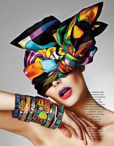 #fashion magazine layout