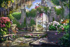 Secret Garden 祕密花園