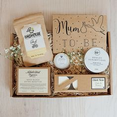 Mum to Be Letterbox Gift Set http://letterboxgiftshop.com/collections/all/products/mum-to-be-gift-set