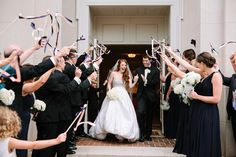 Georgia Wedding by Justin DeMutiis with Classic Glam Style - Southern Weddings Magazine