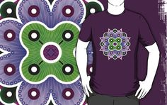 """Mandala of Abundance"" T-Shirts & Hoodies by Soul Structures 