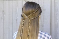 Double Braid Tieback