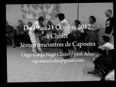 Great game between Mestre Branco and Prof. Nenem of Capoeira Ginga Nagô