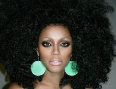 wow    #natural hairstyles