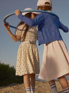 mini me or kids wear in adult sizes - Paul & Paula Kids Fashion Blog, Girl Fashion, Little Girl Dresses, Girls Dresses, Bon Point, Stylish Kids, Kid Styles, Mini Me, Kids Wear