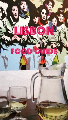 Lisbon Food Guide || Read it here: http://www.blocal-travel.com/food/lisbon-food-guide/
