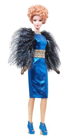 Muñeca Effie Trinket 30 cm. The Hunger Games: en llamas