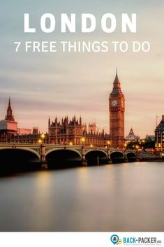 The 7 best free things to do in London from museums to the British Library to markets to Speakers Corner in Hyde Park. Budget travel in the United Kingdom.