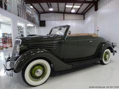 DANIEL SCHMITT & CO. PRESENTS: 1935 Ford convertible cabriolet - Visit www.schmitt.com or call 314-291-7000 for more details!