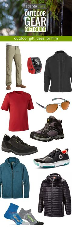 Looking for gift ideas for the runner, hiker or all-around outdoor guy on your list? Our men's outdoor clothing gift guide features our trail-tested favorite men's apparel, and the men's outdoor clothing gifts that top our own lists this year.