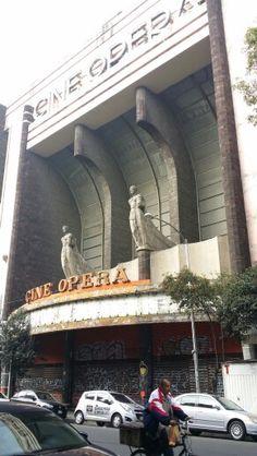 El cine abandonado