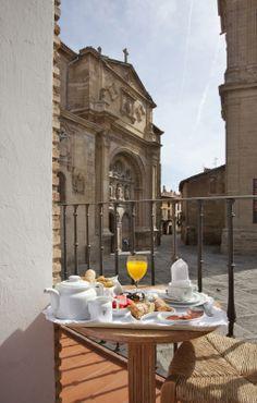 Parador de Santo Domingo de la Calzada,La Rioja  Spain