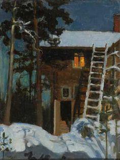 Tampereen taidemuseo - Akseli ja Nuori Suomi
