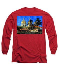 Long Sleeve T-Shirt - Cartagena Colombia