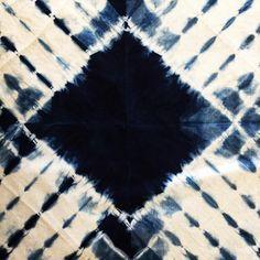 15 of 40 new pieces #QUC (quilt under construction) #handmade  #new pattern #newtechnique  #shiboridesigns #stitchresist #sashiko #pattern #design #indigo #handdyed #textiles #japan #shibori #polewrap #arashi #clampresistdyed #shirokage #capping #textile #origamifold #origami #japanesequiltsy
