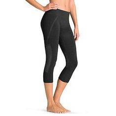 Breakthrough Seamless Capri - The capri that offers seamless comfort for your practice or workout with Unstinkable technology so you can wear it more and wash it less.