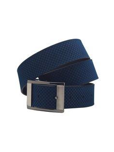 Ertl & Cohn. Daily Flight blue belt.  #Fashion #Men #Belts
