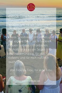 Retreat und Zeit für sich, für die weibliche Kraft und die weibliche Energie. Eine Woche des Miteinander #sisterhood eingebettet in Rituale, Meditation, Stille, Tanz, Bewegung. Retreat, Meditation, Movie Posters, Movies, Holiday Travel, My Wife, Blessing, Thoughts, Film Poster