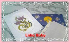 | Punto de cruz - Bordando con Lidia
