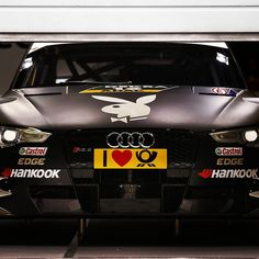 adrientambay Start of the day delayed because of fog at #Lausitzring, but the #beast is #ready!! #Audi #Rs5 #DTM #Sport #welcomechallenges #vorsprungdurchtechnik #Race #Car #Beauty #Playboy #Francetoner #MoulinRouge #Binderholz #Instagram