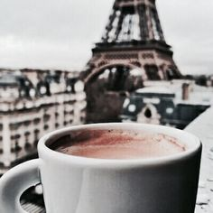 "awesomenickverdant: ""Morning coffee in Paris "" I Love Paris, But First Coffee, Adventure Is Out There, Travel Goals, Oh The Places You'll Go, Travel Inspiration, Travel Photography, In This Moment, Freedom Quotes"