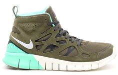 Preview: Nike Free Run 2 Mid