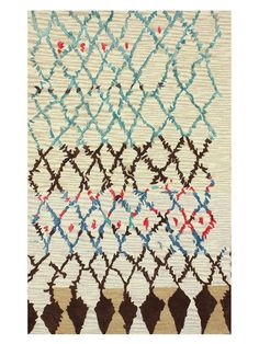 Pasha Berber Handmade Rug by nuLOOM at Gilt