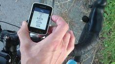 Garmin Edge 520 Bedienung, Menü, Navigation und Test in Deutsch
