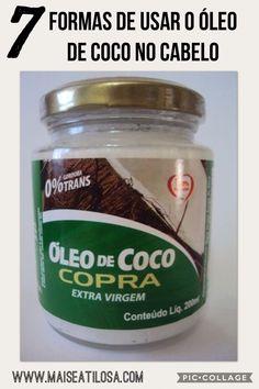 7 Maneiras Diferentes de Como Usar Óleo de Coco no Cabelo