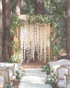 30 whimsical wedding trends 2020 outdoor wedding double ring passable arch in gold black and white Wedding Ceremony Arch, Wedding Ceremony Decorations, Wedding Themes, Wedding Centerpieces, Budget Wedding, Forest Theme Weddings, Wedding Planning, Backdrop Wedding, Whimsical Wedding Theme
