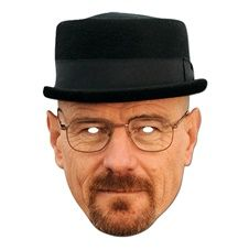 Heisenberg Breaking Bad Mask
