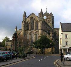 hexham abbey, hexham, england