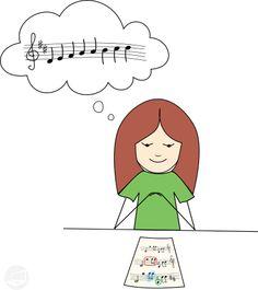 Nr. 6 – Man begreift abstrakte Konzepte, die das Lernen erleichtern | Aus: 6 Vorteile, die erwachsene Klavier-Anfänger gegenüber Kindern haben | PianoTube