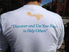 1st Annual GIG Photo Walk: New GIG T-shirts!     Photo Credit: Marcia Estarija Silva