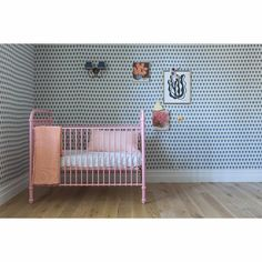 Romy Crib - Project Nursery Project Nursery, Nursery Decor, Room Decor, Best Baby Cribs, Pink Crib, Room Tour, Baby Furniture, Room Inspiration, Interior