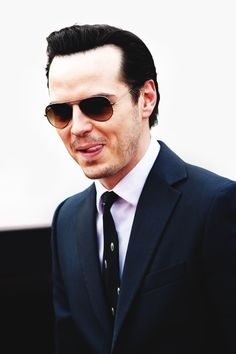 Moriarty is back and looking gorgeous as ever. Andrew Scot is one of the cutest, hottest men on earth. Love him!