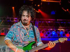 Steve Lukather - Toto   Choctaw Event Center, Durant, OK  2014