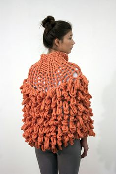 Pastel Knitwear by Yulie Urano, via Behance