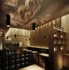 Restaurant Design: Tsujita L.A. by Takeshi Sano