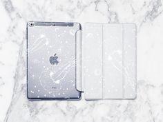 Starry Jellyfish iPad Pro 10.5 inch Case Space iPad 10.2 Cover iPad Pro 11 inch Case White Stars iPad 7th gen Case iPad Pro 12.9 2018 2017 by StarCaseUA on Etsy Ipad Air 2 Cases, Ipad Case, Macbook Pro 15 Case, Plastic Design, Ipad Pro 12 9, Ariel The Little Mermaid, Plastic Case, Ipad Mini, Jellyfish