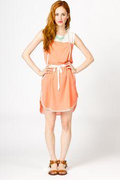 30-Love-Chiffon Dress