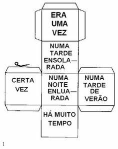¯¨'*·~-.¸¸,.-~*' Educa Brasil '*·~-.¸¸,.-~*'¨¯: Literatura: dados para criação de contos de fada
