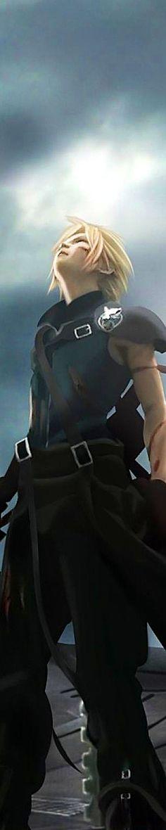 Cloud Strife, Final Fantasy VII: Advent Children.