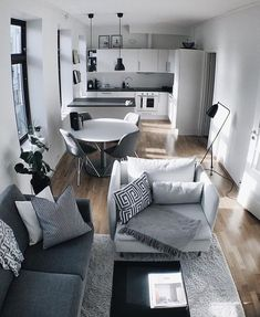 Small Apartment Living Room Layout Ideas is part of Small Living Room Ideas - While placing these units it will always be seen that the furniture obstructs the pencil travel lines drawn in the […] Small Apartment Living, Small Apartment Decorating, Small Living Rooms, Small Apartment Interior Design, Interior Design Ideas For Small Spaces, Small Apartment Layout, Small Apartment Furniture, Rectangular Living Rooms, Small Living Room Ideas On A Budget