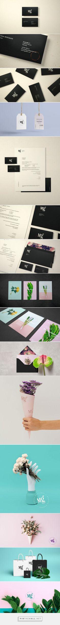 Modern Garden Creative Flower Boutique Branding by RYSKA Design | Fivestar Branding Agency – Design and Branding Agency & Curated Inspiration Gallery