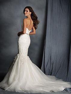 Alfred Angelo Bridal Style 2526 from Alfred Angelo's Bridal Collections and Wedding Styles