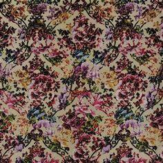 martineau - berry fabric   Designers Guild
