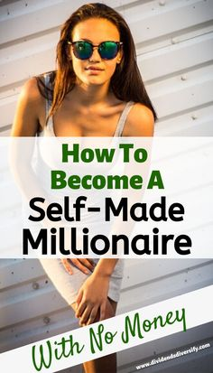 Ways To Earn Money, Earn Money From Home, Make Money Fast, How To Get Money, Make Money Online, Self Made Millionaire, Become A Millionaire, How To Get Rich, How To Become